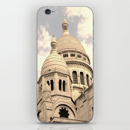 Sacre Coeur iPhone Skin