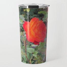 Sunset Rose #1 Travel Mug