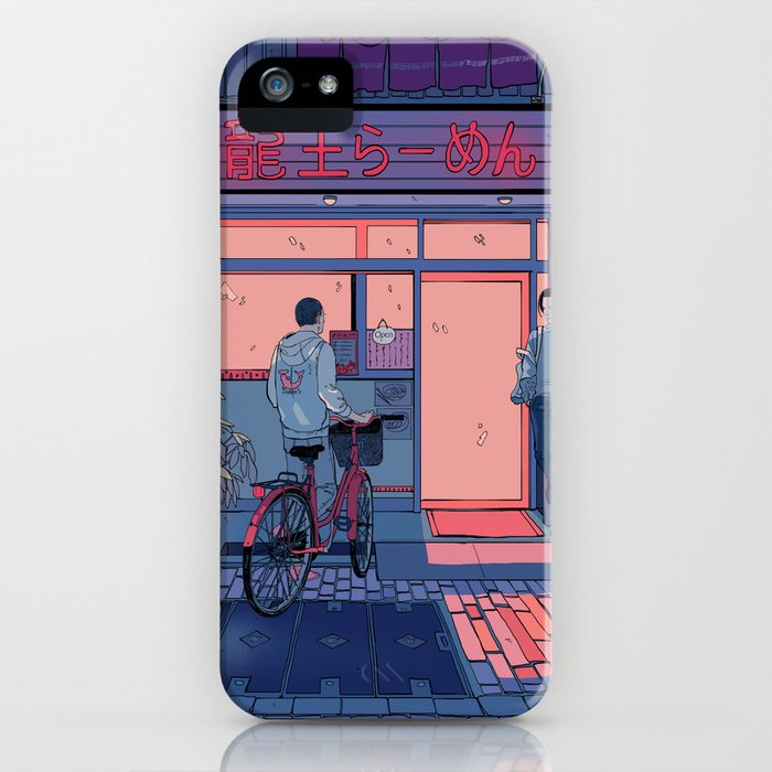 getting ramen iphone case
