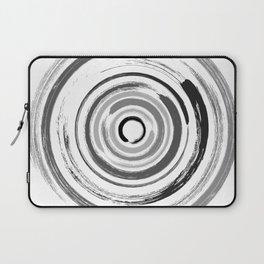 Enso Circles - Zen Circles #1 Laptop Sleeve