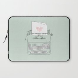 The Chemistry of Love Laptop Sleeve