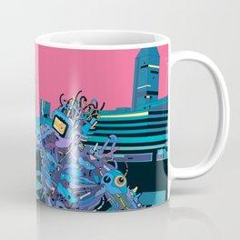 Bloodsport 2088 / Cyberpunk Coffee Mug