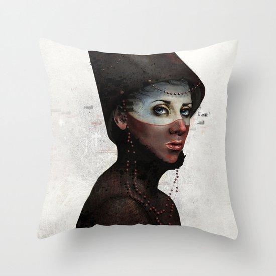 Priest Throw Pillow