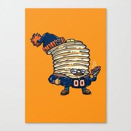 Da Pancakes Canvas Print