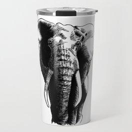 African bush elephant Travel Mug