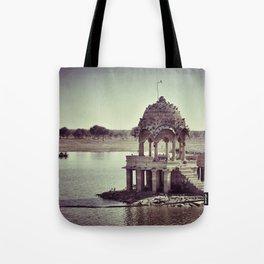 Island-ish Tote Bag