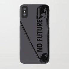 No Future iPhone X Slim Case