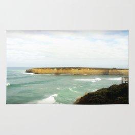 Australia's South Coast Rug