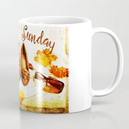 Sunday Shoes Coffee Mug
