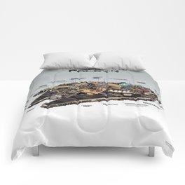 Millennial Falcon Comforters