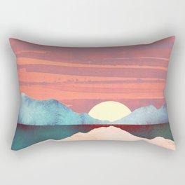 Pink Oasis Rectangular Pillow