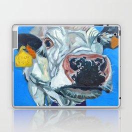 Leticia the Cow Laptop & iPad Skin
