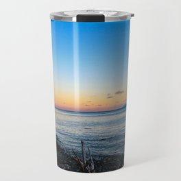 vancouver island sunset Travel Mug