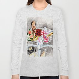 Picnic in Paris Long Sleeve T-shirt