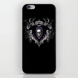 Aurelio Voltaire Crest iPhone Skin