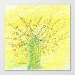 Sun Kissed II Canvas Print