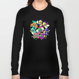 Splatoon - Inkling Squad Long Sleeve T-shirt