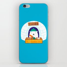 Polar Bear iPhone Skin