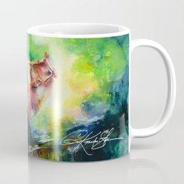 Charlie - by Kathy Morton Stanion Coffee Mug