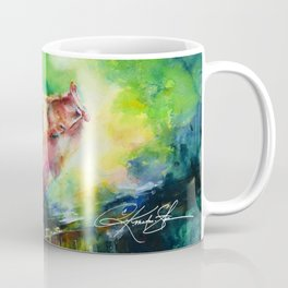 Charlie - by Kathy Morton Stanion Coffee Mug