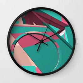 80ies music Wall Clock