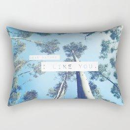 Dear Nature, Rectangular Pillow