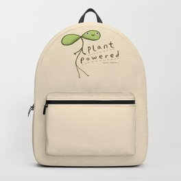 Plant Powered Backpack