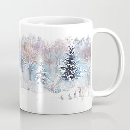 Tiny Elves Coffee Mug