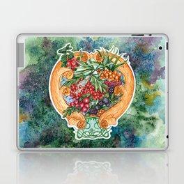 Art nouveau. Mors drink. Laptop & iPad Skin