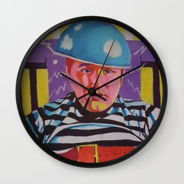 Pugsley Addams Wall Clock