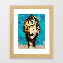 Transmute Framed Art Print