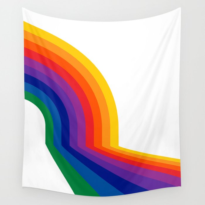 Halfbow Wall Tapestry