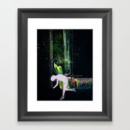 The Perfect Imperfection Framed Art Print