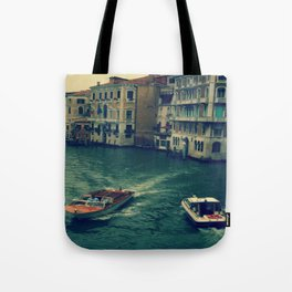 Venice, Grand Canal 3 Tote Bag