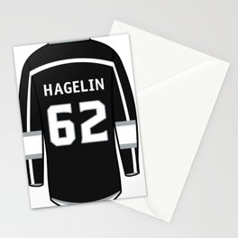 Carl Hagelin Jersey Stationery Cards