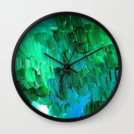Forest Reverie Wall Clock