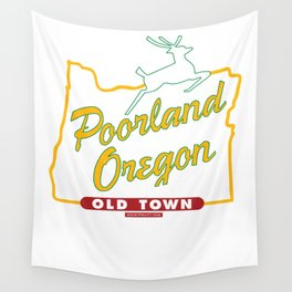 Poorland Wall Tapestry