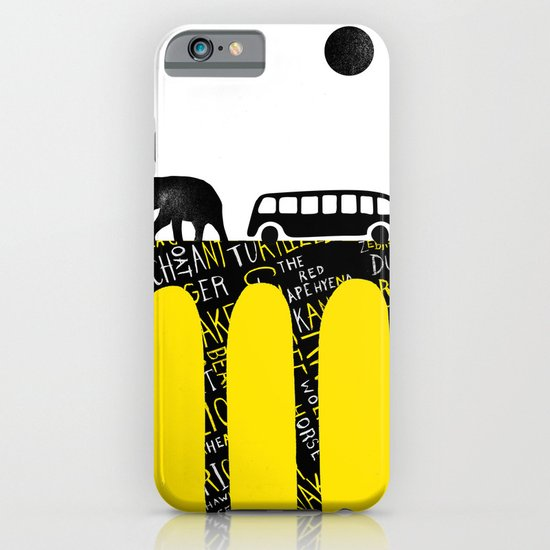 Elephant Parade iPhone & iPod Case