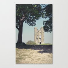 somebody'll see you up there... Canvas Print