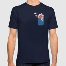 Pocket healer grandma T-shirt