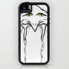 Floating Bird iPhone Case