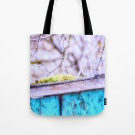 A Little Moss Tote Bag