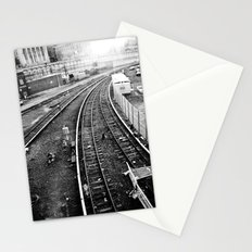 Travelin' Blues Stationery Cards