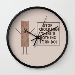 The Realist Wall Clock
