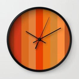 - Los naranjas de Rothko Wall Clock