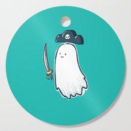 Pirate Ghost Cutting Board