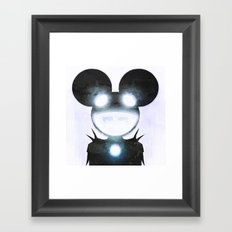 Deadmau5pike Framed Art Print