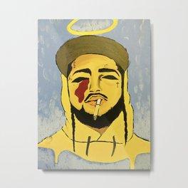 Yams$$ Metal Print