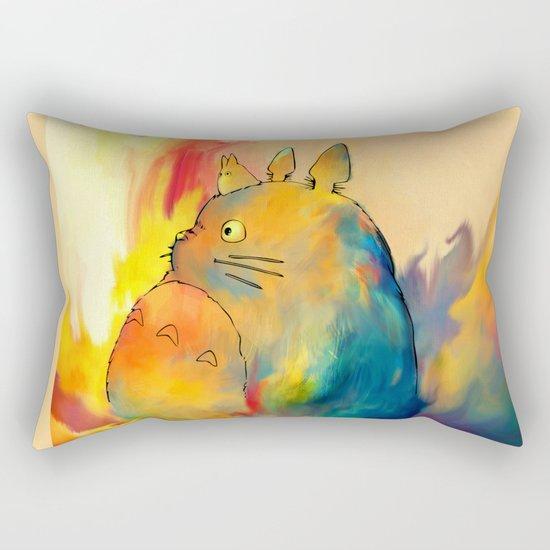 Neighbor Rectangular Pillow