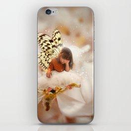 Bored Fairy iPhone Skin